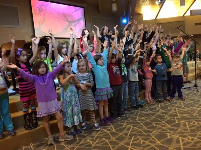 New Children's Ministry Image