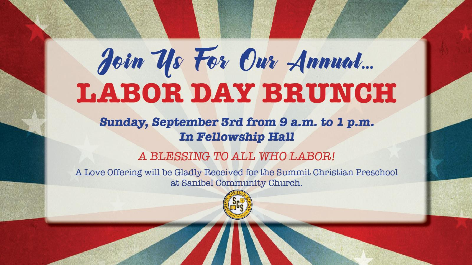 Labor Day Brunch