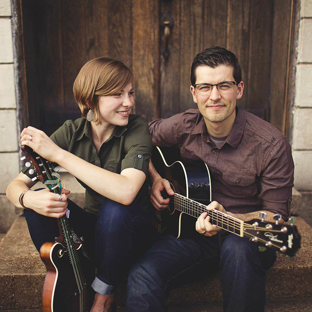 Porch Concert – The Gray Havens