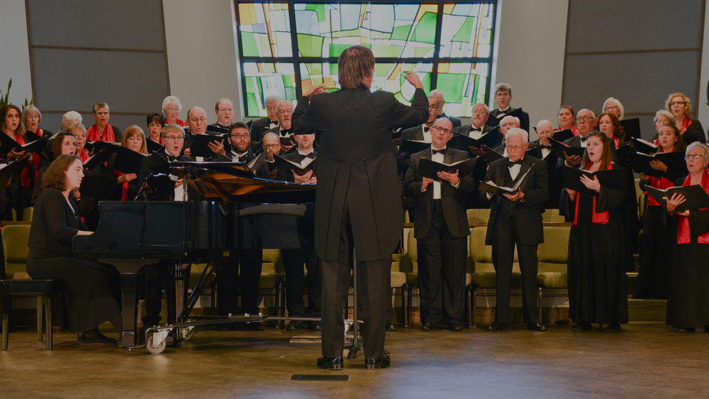 Symphonic Chorale in Concert: A Banquet of Songs