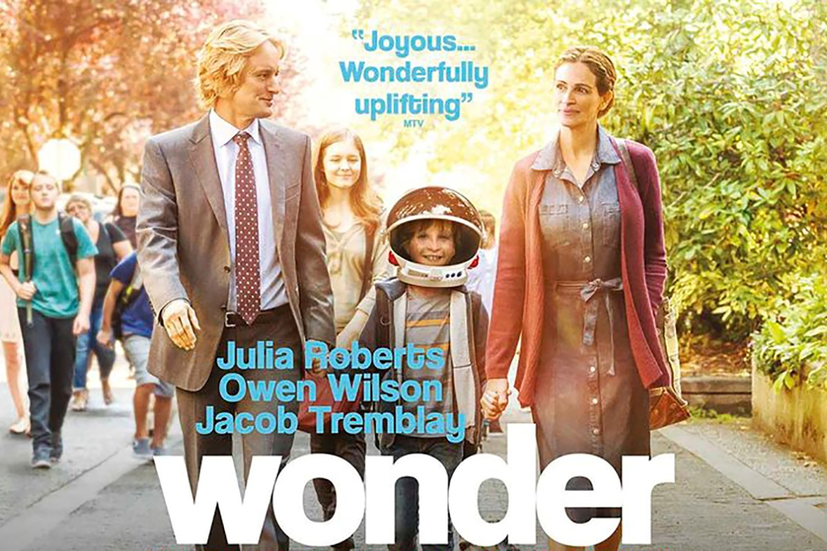 "Free Movie Night ""Wonder"""