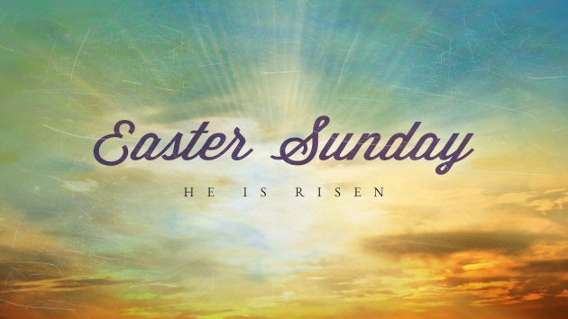 Easter Sunday at Sanibel Community Church